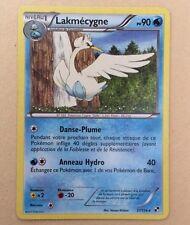 Carte Pokémon Lakmécygne Pv90 37/114