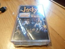 NEW SEALED Jackyl Debut Album Cassette Tape 1992 Geffen Edited Bonus Track