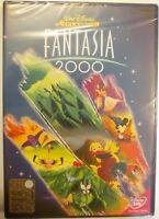 FANTASIA 2000 - DVD ORIGINALE Walt Disney NUOVO Bollino TONDO