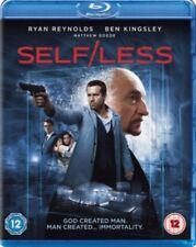 Self/Less Blu-Ray NEW BLU-RAY (EBR5246)