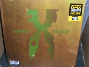 DMX – X The Legacy The Best Of LP BF RSD 2020 Brand New