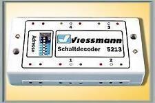 Viessmann 5213 Schaltdecoder Fabrikneu