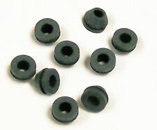NINE NEW MOTOR GROMMETS FOR  RCA 45 RPM RECORD PLAYER--FREE FAST SHIPPING