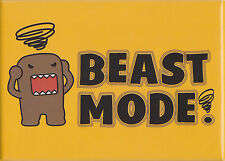 Beast Mode Domo kun Refrigerator Magnet ~ Officially Licensed