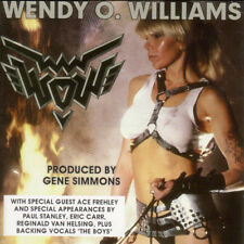 Wow - Wendy O. Williams (2000, CD NIEUW)