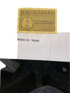 Bio- Cleanse Technologies Model -TB-2002.New sealed box.