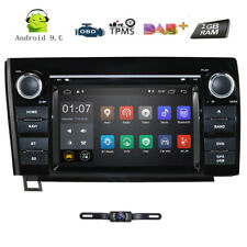 For 2007-2013 Toyota Tundra Sequoia Navigation System car DVD GPS player Radio