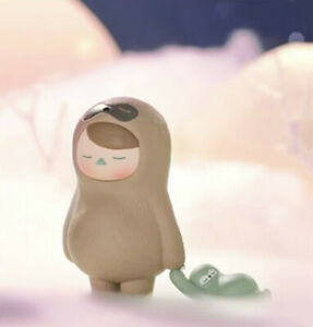 POP MART PUCKY Mini Figure Designer Toy Art Figurine Sleeping Babies Sloth Baby
