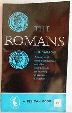 The Romans by Reginald Haynes Barrow (Paperback, 1970) R H