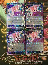 Majin Buu, the Intensifying Evil 4x BT6-043 R Dragon Ball Super PLAYSET