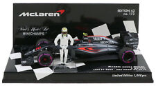 Minichamps McLaren MP4-31 #22 Abu Dhabi GP 2016 - Jenson Button 1/43 Scale