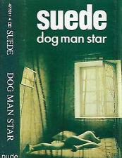 Suede Dog Man Star CASSETTE ALBUM Nude Sony Music Australia Alt Rock Brit Pop