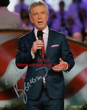 TOM BERGERON Dancing with the Stars Signed Original Autographed Photo 8x10 COA
