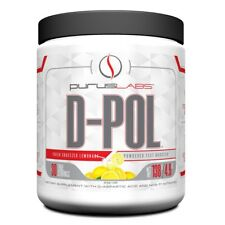 Purus Labs D-POL Nitric Oxide Powder BOOST TESTOSTERONE 30 Servings LEMONADE