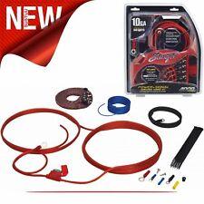 Stinger SK46101 10 Gauge 4000 Series 100% Copper Car Amplifier Installation KIt
