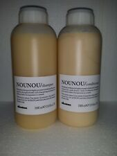 Davines NOUNOU Shampoo snd Conditioner liters Set **