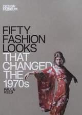 LIVRE/BOOK : MODE DES ANNEES 70 (fifty fashion looks 1970s,70s,vintage)