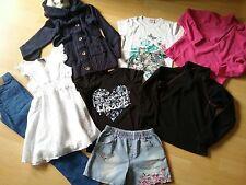 Mädchenbekleidungspacket  134/140