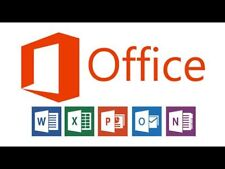 Microsoft Office 365 Personal Word Excel Powerpoint OneNote Outlook Publisher