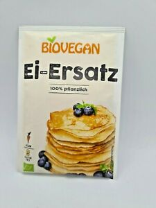 Biovegan Vegan Bio  Organic Egg Replacement Gluten Free