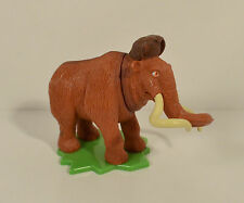 """2009 Manny Mammoth 4"""" Decopac PVC Action Figure Ice Age"""