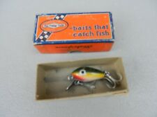 "Vintage Shakespeare Dopey 6603 Fishing Lure In Original Box. 2 1/4"" long"