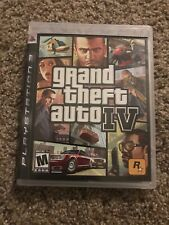 Grand Theft Auto Iv Playstation 3 Ps3 Complete In Box W/ Manual & Map Very Good