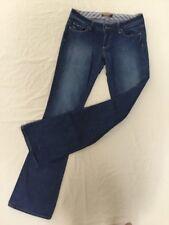 Paige Denim Laurel Canyon Low Rise Bootcut Women's Jeans Light Blue Size 27