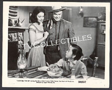 8x10 Photo~ I SHOT BILLY THE KID ~1950 ~Don Red Barry ~Wendie Lee ~Henry Marco