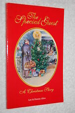 The Special Guest : A Christmas Story by Donna Allen and Lee Allen (1995 Pap.)