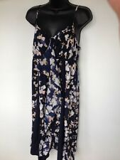 Women's Dress Simply Vera Wang VW314402 Sz:M Color:Flower Rain