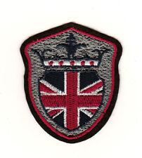Aufnäher Patch England Fahne Flagge Wappen