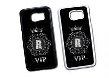 Samsung Galaxy Lettera R Borsa Flip Custodia Case Cover Protezione VIP