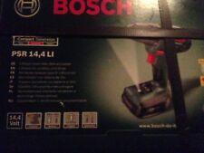 Bosch  Akku Bohrschrauber Lithium lonen PSR 14,4 LI 1 Akku