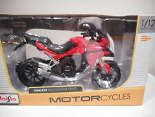 Motos et quads miniatures multicolores Maisto