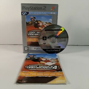 Tony Hawk's Pro Skater 4 - PlayStation 2 (PS2) - PAL - Complete - Free P&P