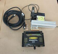 BANNER PRESENCE PLUS Pro CAMERA PPCAM Sensor Machine Vision Controller PPCTL LED