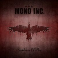 MONO INC, - SYMPHONIES OF  PAIN - HITS AND RARITIES   2 CD NEU