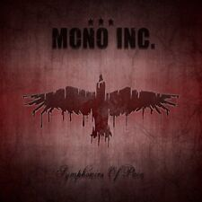 MONO INC, - SYMPHONIES OF  PAIN - HITS AND RARITIES   2 CD NEUF
