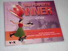 DAS PERFEKTE DINNER ASIA CD MIT PANJABI MC - MIYAGI - ANUSHA MANI - PADMA PREVI