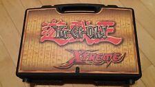 Yugioh Xtreme Suitcase Carrying Case Sturdy Plastic Yu-gi-oh Yu Gi Oh Card