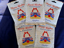 Disney * HANDBAGS - 5 PACKS * NEW 5-pin Collectible Mystery Pack Pins