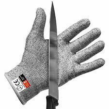 Cut Resistant Gloves for Oyster Shucking Fish Fillet Processing Mandolin Slicing