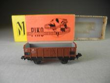 Piko N Hochbordwagen Güterwagen 251219 DR OVP