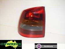 GENUINE HOLDEN TS ASTRA CONVERTIBLE LEFT HAND TAIL LIGHT TINTED