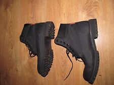 Timberland Helcor Boots Men's Black size UK 9.5