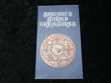 Published 1972 Paperback Booklet - Britain's Buried Treasures
