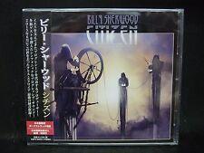 BILLY SHERWOOD Citizen + 1 JAPAN CD Yes Toto Yoso Steve Lukather Bobby Kimball