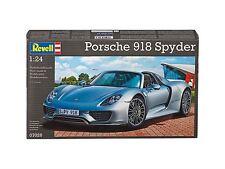 Revell Porsche 918 Spyder 1:24 Model Kit - 07026