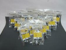 Lot Of 20 StarTech.Com Cmhook1Ul Rack Accessories Cable Managment New